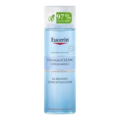 Beiersdorf AG Eucerin Eucerin Dermatoclean Hyaluron klär.Gesichtswasser 16143115