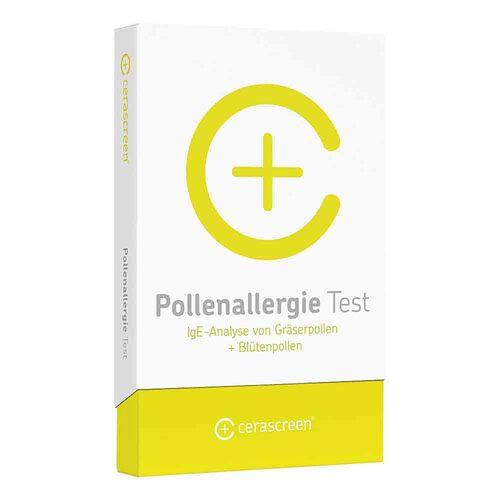 Cerascreen GmbH Cerascreen Pollenallergie Test Blut 16804083
