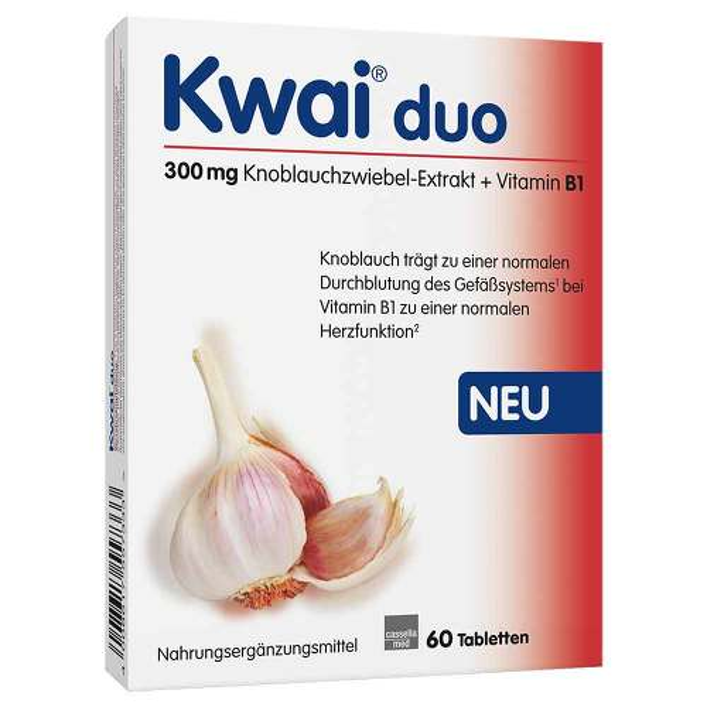 MCM KLOSTERFRAU Vertr. GmbH Kwai duo Tabletten 16876622