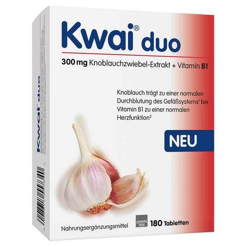 MCM KLOSTERFRAU Vertr. GmbH Kwai duo Tabletten 16876639
