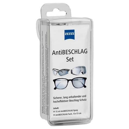 Carl Zeiss Vision GmbH Zeiss Antibeschlag Set inkl.15 ml Spray 16914334